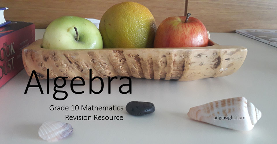 Algebra Exam Questions in Order of Difficulty