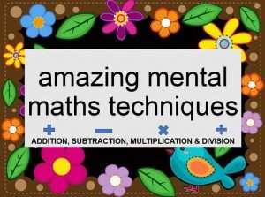 mental maths png schools