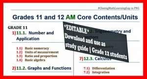 advanced mathematics topics
